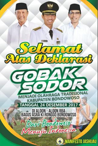 Gobak Sodor Kabupaten Bondowoso