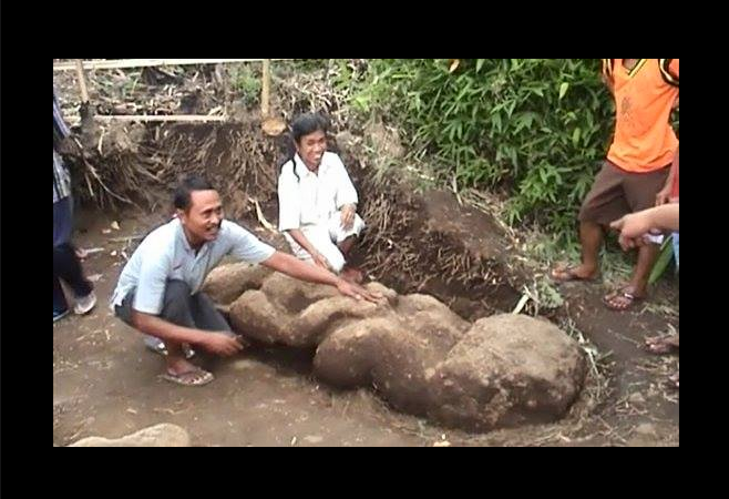 Batu Megalitikum Pekauman