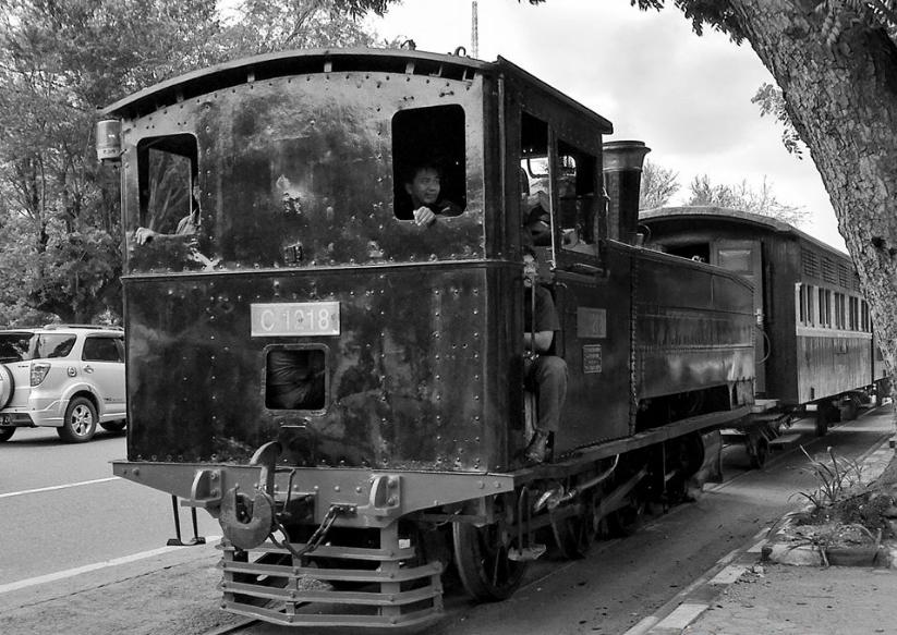 Stasiun Kereta Api Bondowoso