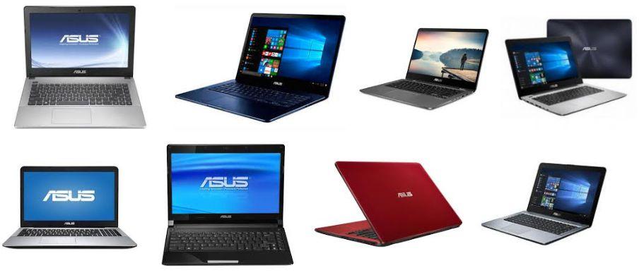 Laptop Asus A12 9720P vs FX 9830P