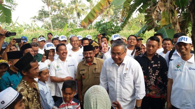 Kunjungan Kerja Menteri Desa ke Bondowoso
