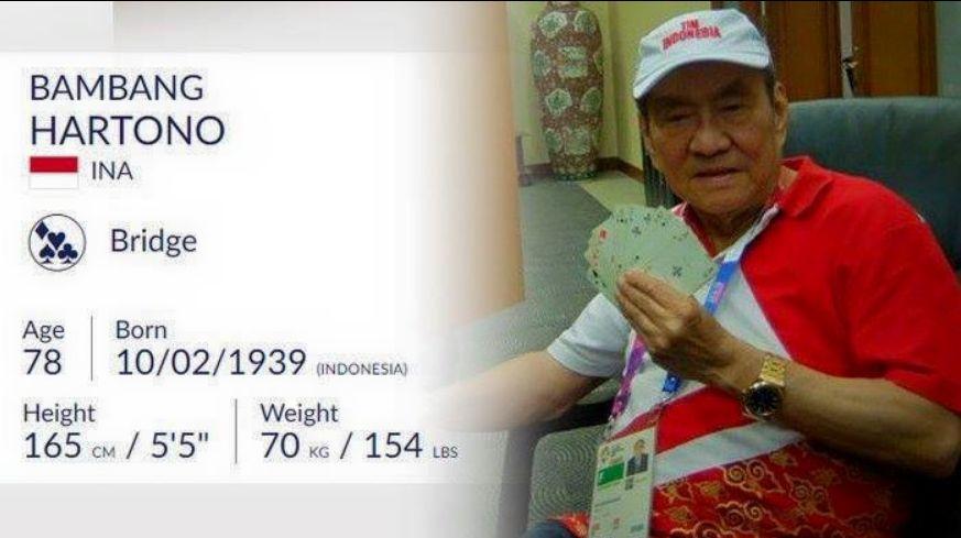 Atlet Tertua Penjual Rokok Meraih Juara 3 Asian Games