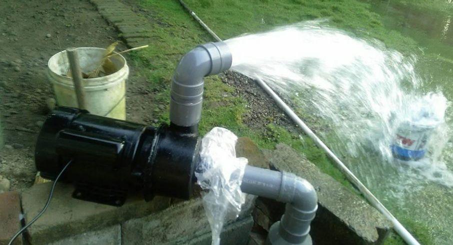 Solusi Mesin Pompa Air Selalu Di Pancing, Solusi 100% Ampuh