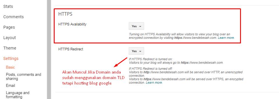 Setting https SSL 100% Berwarna Hijau