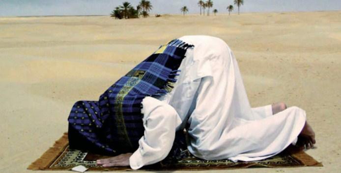 Tata Cara Sholat dan Doa Sholat Jama'