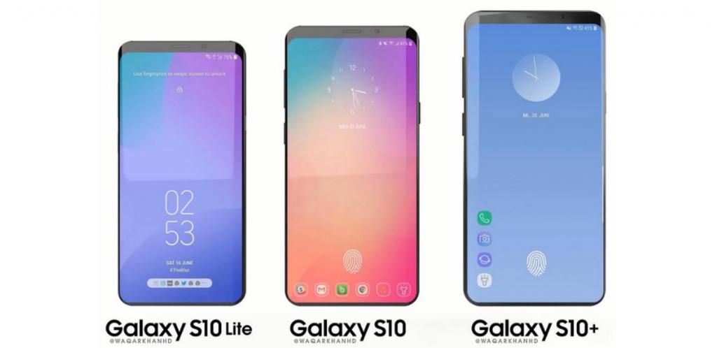 Tiga Variasi Galaxy S10 di Luncurkan oleh Samsung Bikin Kamu Terpesona