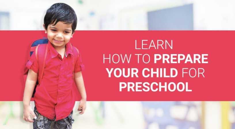 Cara Mempersiapkan Anak Anda untuk masuk PAUD / TK