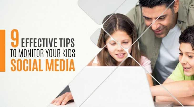 9 Cara Penting untuk Memantau Aktivitas Media Sosial Anak-Anak