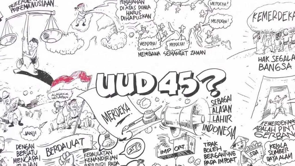 Pentingnya UUD 45 untuk Bangsa dan Negara Indonesia