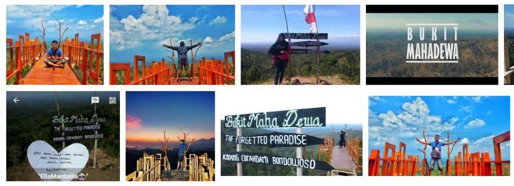 Bukit Mahadewa Bondowoso