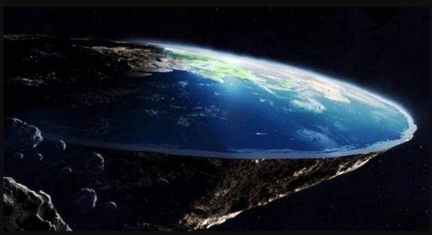 Konsep Baru Bumi Donat, Bagaimana Nasib Bumi Datar?