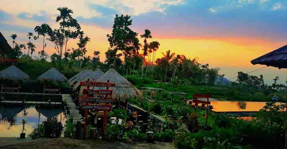 Kampung Wisata Tirta Agung