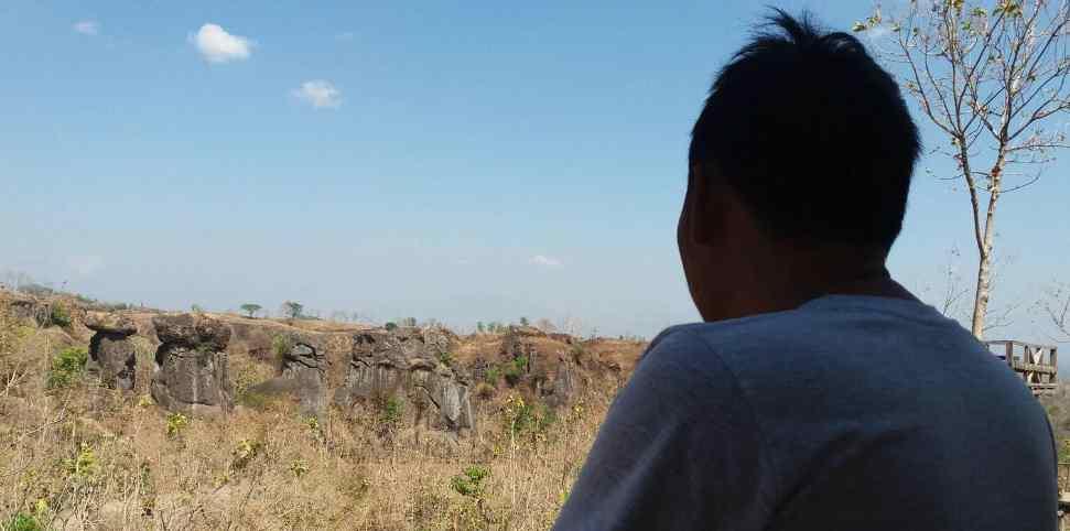 Misteri dan Sejarah Batu Soon (Susun) Solor Cermee Kabupaten Bondowoso