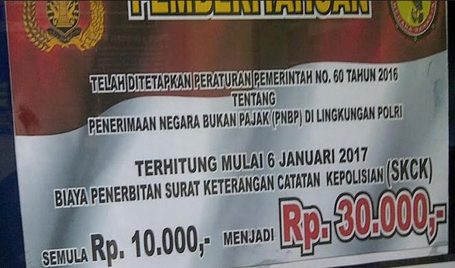 Banner Biaya SKCK