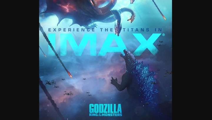 GODZILLA II : KING OF THE MONSTERS (IMAX 2D)