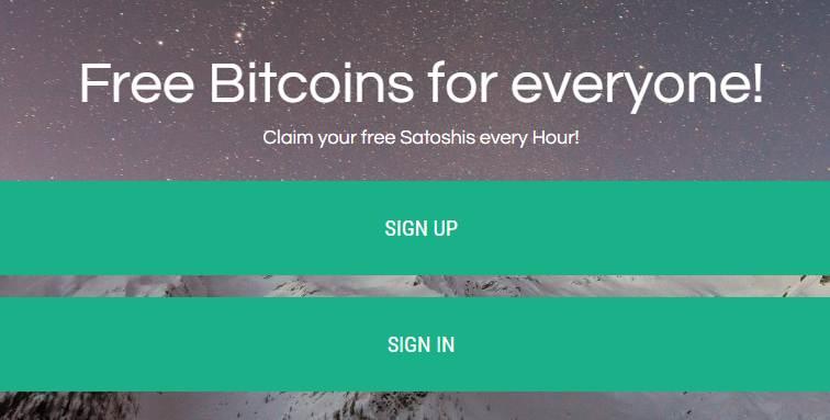 Faucet Bitcoin Gratis Terbesar