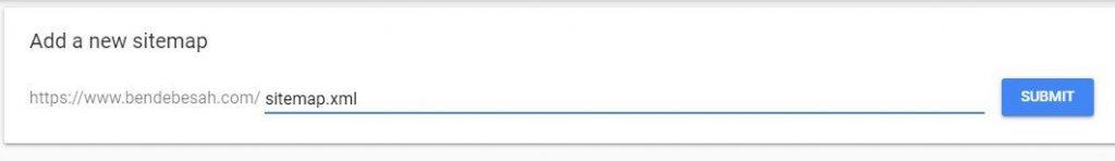 Cara Submit ke Google Search Console Langsung Pageone Google