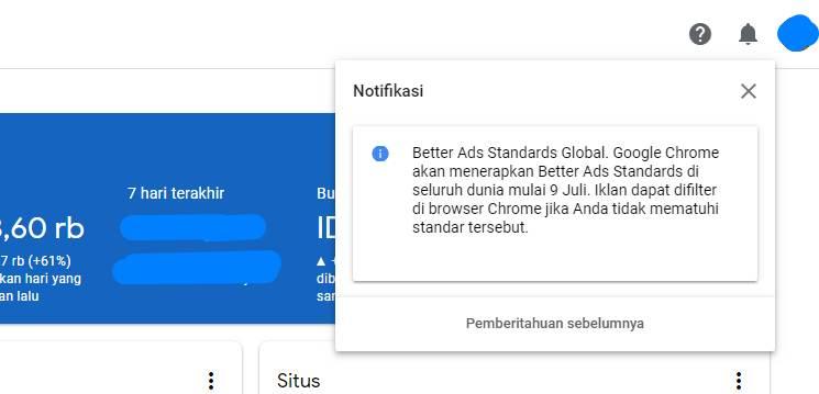 Dampak Google Better Ads Standards Global Terhadap Publisher