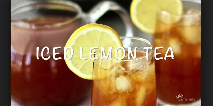 Important Benefits of Drinking Lemon Tea