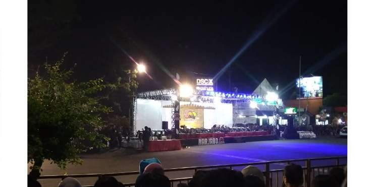 Kemeriahan Bondowoso Culture Night Carnival di HARJABO ke 200