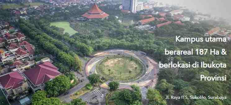 Informasi Biaya Kuliah di ITS Surabaya Terbaru