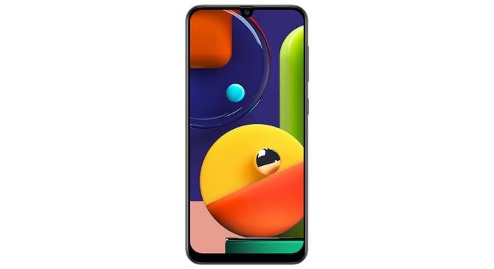 Samsung Galaxy A50s dengan Penyimpanan MicroSD 512GB dan Baterai 4000mAh
