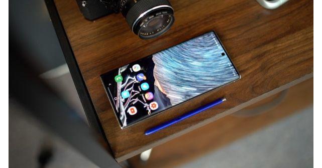 Samsung Galaxy Note 10 dan Galaxy Note 10+ Pesaing Utama iPhone di Tahun Ini