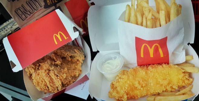 Daftar Harga Menu McDonalds Jember