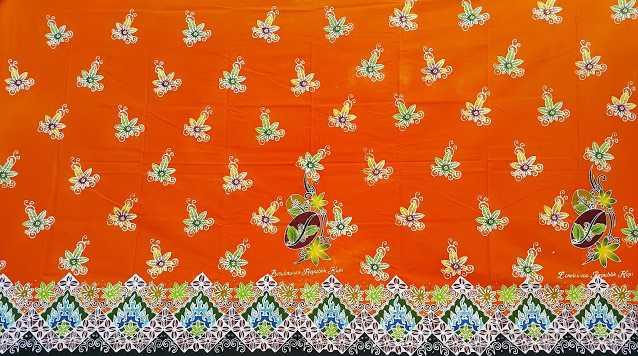 Batik Tulis Tamanan