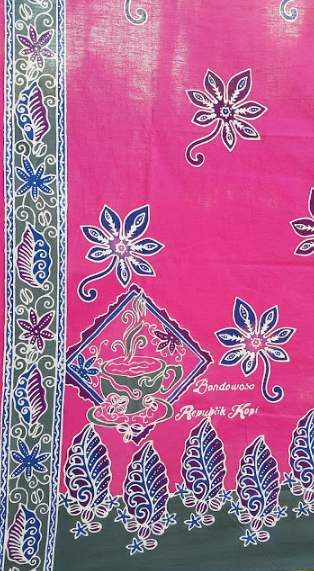 Batik Tulis Tamanan, Motif dan 5 Corak Khas Bondowoso Banget