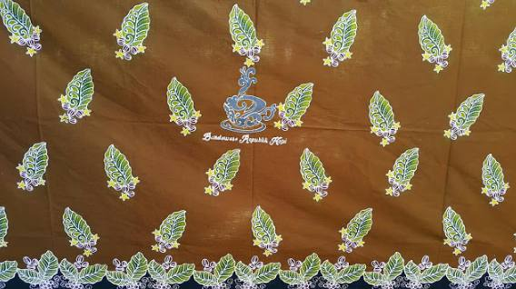 Batik Bondowoso, Batik Tamanan