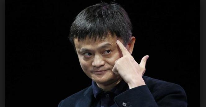 Jack Ma Pensiun Dini