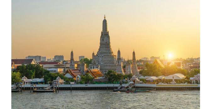 Tempat Wisata Menarik di Bangkok Thailand