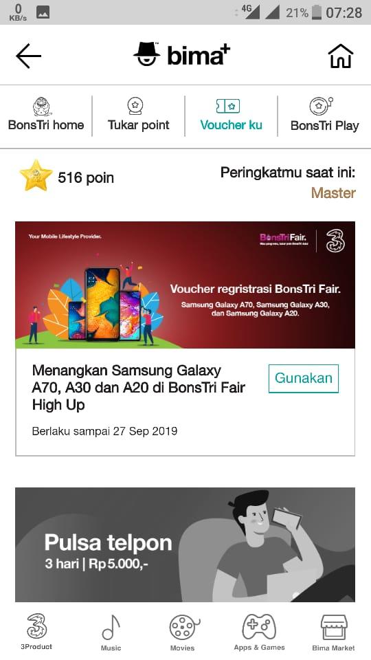 Cara Mendapatkan Smartphone Samsung Gratis Dengan Mudah