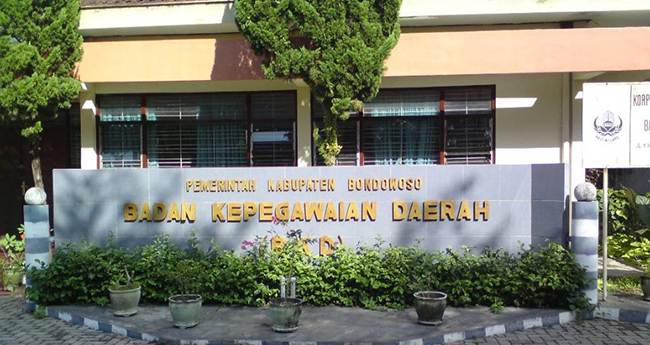 Kantor BKD Bondowoso