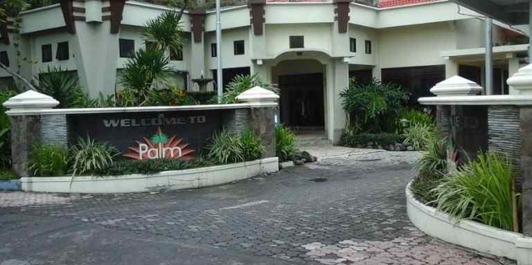 Alamat dan Tarif Kamar Hotel Palm Bondowoso