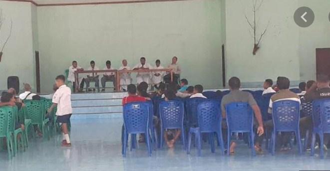 Murid SMP Dipaksa Makan Kotoran Manusia